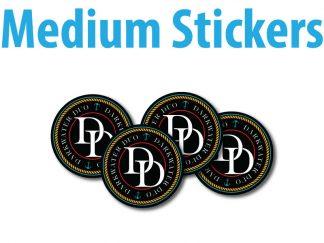 Medium Stickers
