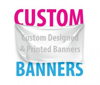 Printed Vinyl Banners